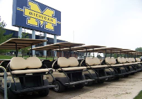 4 passenger rentals at University of Michigan